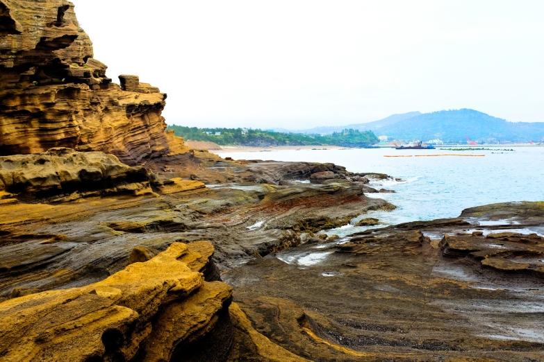 Beautiful coastal walk